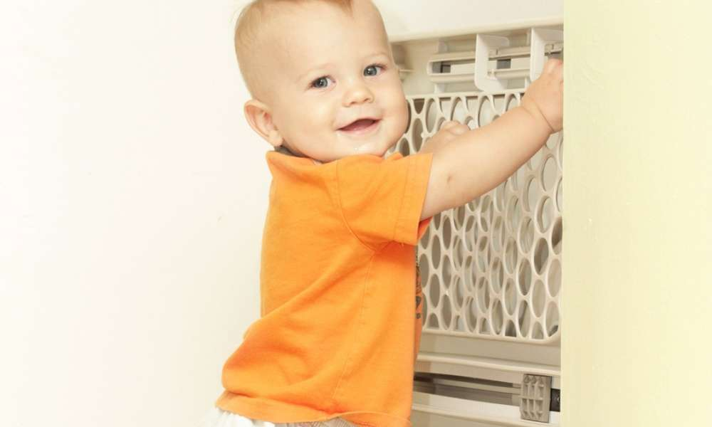 Baby Gates: Where to Place this Effective Child Protector