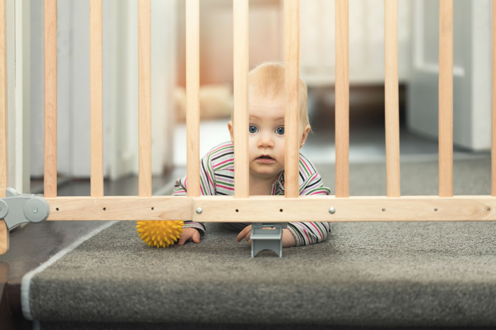 How To Build a Baby Gate: Easy Tips