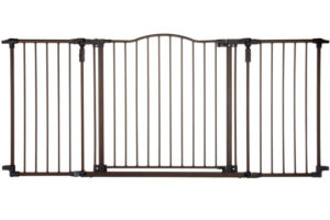 Supergate Deluxe Décor Gate in Bronze Review